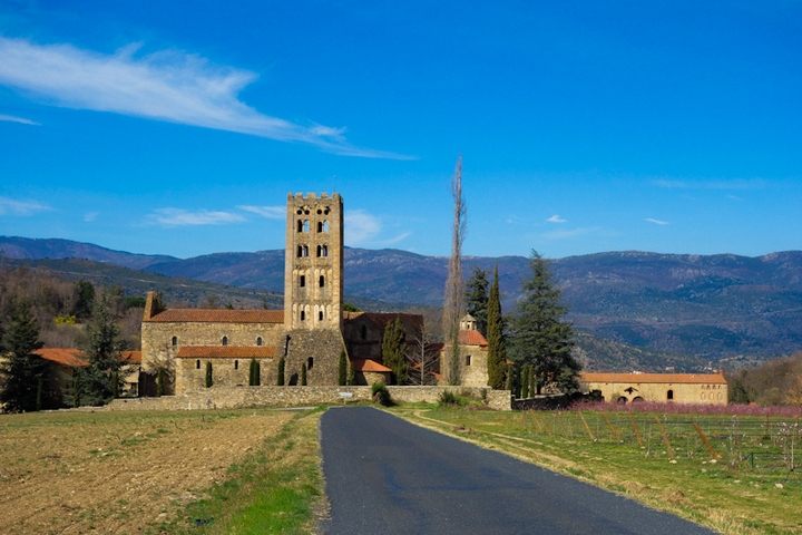 Abbaye Saint-Michel-de-Cuxa