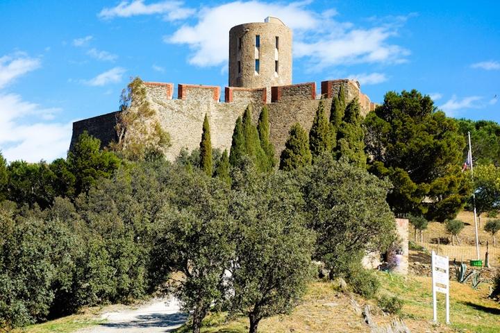 Le Fort Saint-Elme