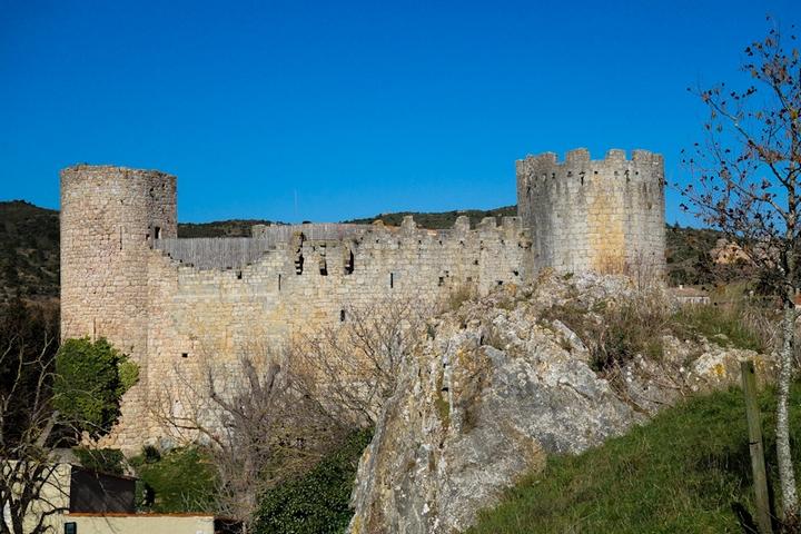 château villerouge-termènes