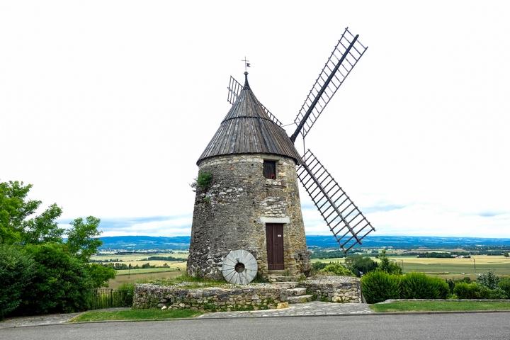 moulin curagel