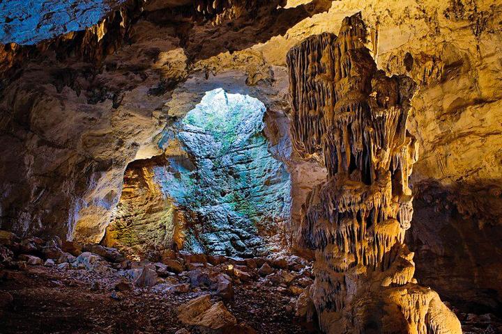 grotte des demoiselles hérault