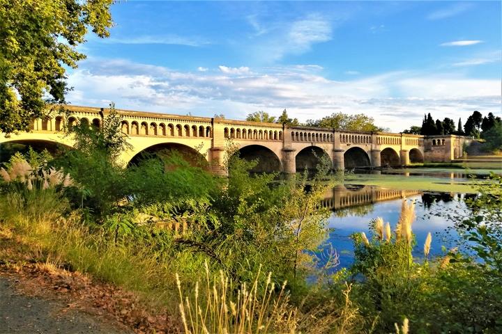 pont canal de l'orb