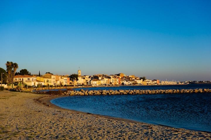 plage corniche sète