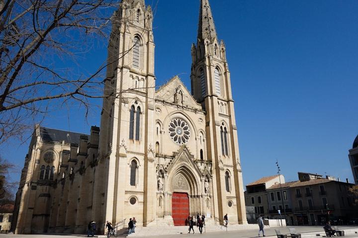 eglise saint baudile nimes