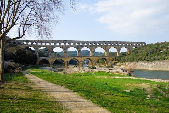 pont du Gard Hérault